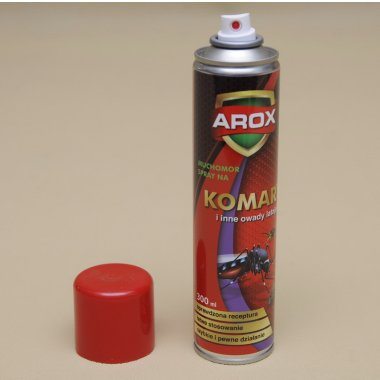 9450 AROX MUCHOZOL NA KOMARY 300ML