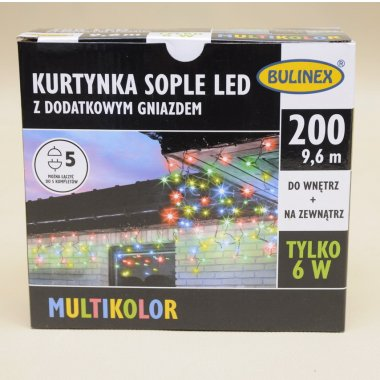 13-571 SOPLE LED 200+G MIX 9,8M  IP44