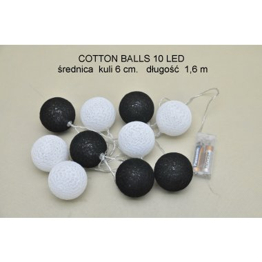 COTTON BALLS TV61015      10LD