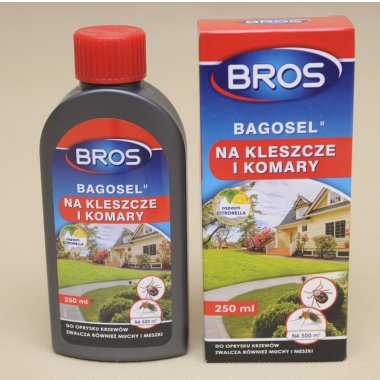 BROS BAGOSEL DO OPRYSKU NA KOMARY MESZKI 25ML 4463